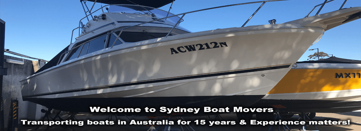 Sydney Boat Movers